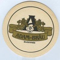 Adam base frente