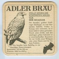 Adler base verso