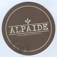 Alpaide base frente