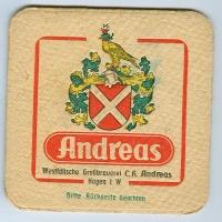 Andreas base frente