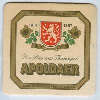 Apoldaer base frente