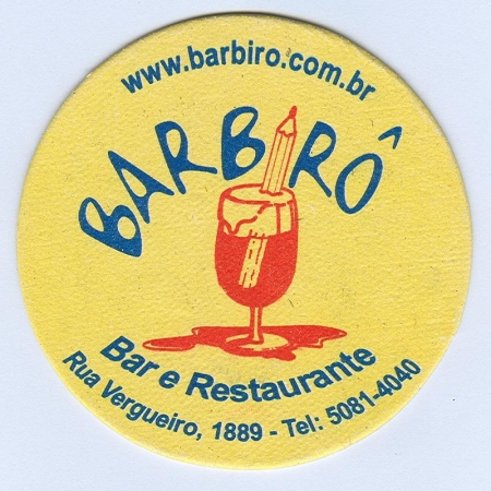 Barbirô base frente