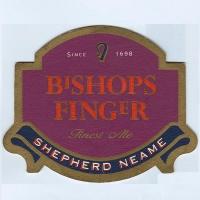 Bishopsfinger base verso