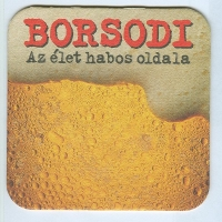 Borsodi base frente