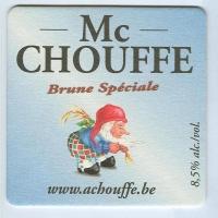 Chouffe base frente