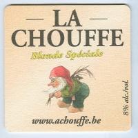 Chouffe base verso