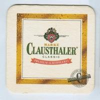 Clausthaler base frente