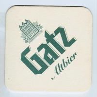 Gatz base frente