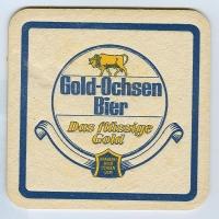 Gold Ochsen base verso
