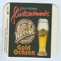 Gold Weisse base frente