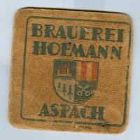 Hofmann base frente