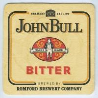 John Bull base frente