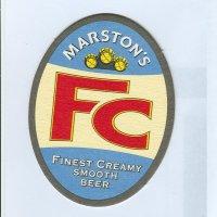 Marston's base frente