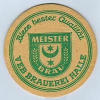 Meister base frente