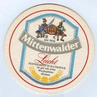 Mittenwalder base frente