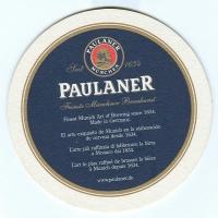 Paulaner base verso
