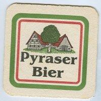Pyraser base frente