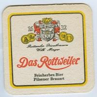 Rottweiler base frente