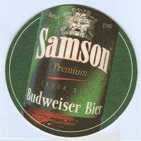 Samson base frente