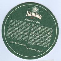 Samson base verso