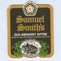 Samuel Smith's base frente