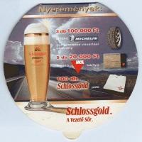 Schlossgold base verso