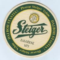 Steiger base frente