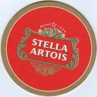 Stella Artois base frente