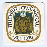 Trierer Löwenbräu base frente