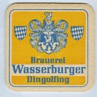Wasserburger base verso
