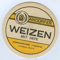 Weizen Andorfer base frente
